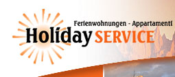 Holiday Service - Ferienwohnungen, Appartamenti, Apartments